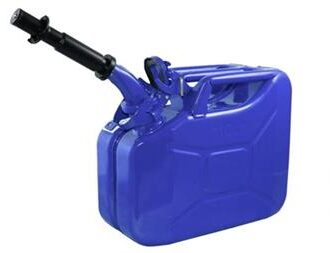 Trail Industries | Wavian USA | 2.5 Gallon Steel Gas Jerry Can
