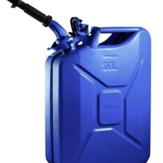 Trail Industries | Wavian USA | Steel Water Can with Spout
