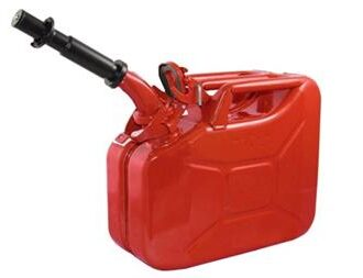 Trail Industries | Wavian USA | 2.5 Gallon Jerry Gas Can