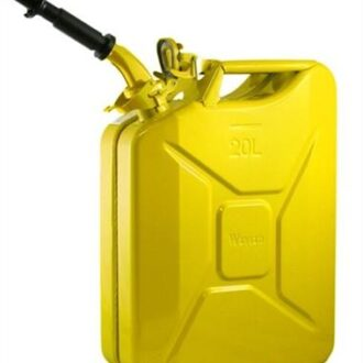 Trail Industries | Wavian USA | Steel Jerry Diesel Can with Spout