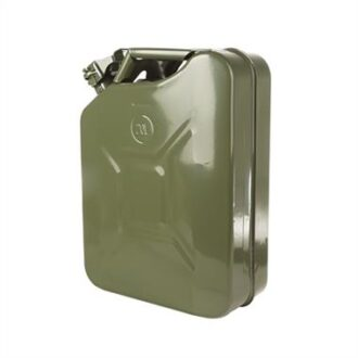 Trail Industries | Rugged Ridge | Metal 5 Gallon Jerry Can