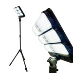Wild Land Camping Gear Encounter Solar Powered Camp Light with Removable Pods