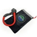 """OVS Soft Recovery Shackle 5/8"""" Breaking Strength of 44,000 lbs."""