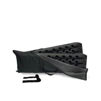 Trail Industries | Overland Vehicle Systems | OVS | Combo Pack Recovery Ramp and Utility Shovel