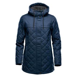 Trail Industries   StormTech   Women's Bushwick Quilted Jacket