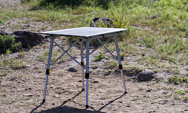 Trail Industries | TravelChairs | Grand Canyon Table