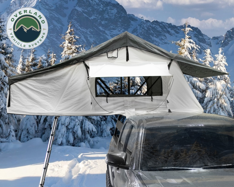 Trail Industries   OVS   Roof Top Tent