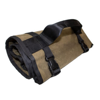 Trail Industries | Overland Vehicle Systems | OVS | Rolled Bag General Tools with Handle and Straps