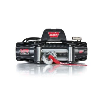 Trail Industries | Warn | VR EVO 8 Winch with Steel Rope