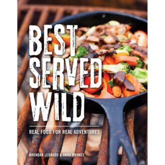 Trail Industries | National Book Network | Best Served Wild Cookbook
