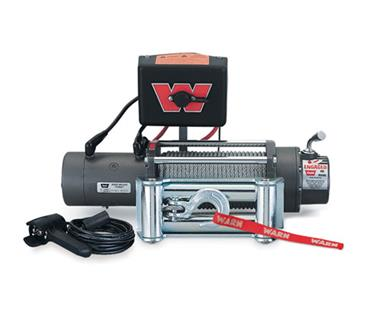 Trail Industries | Warn | XD9000 Self-Recovery 9000lb Winch with Wire Rope