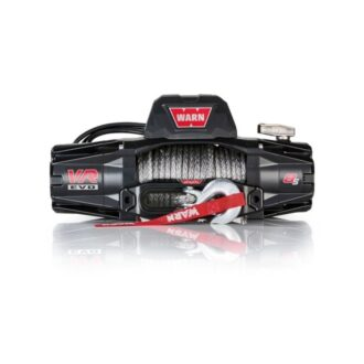 Trail Industries | Warn | VR EVO 8-S Winch with Synthetic Rope