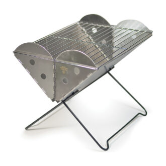 Trail Industries | Grilliput | Flatpack Portable Grill