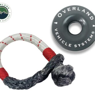 Trail Industries | Overland Vehicle Systems | Combo Pack Soft Shackle
