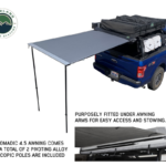 OVS Nomadic Awning 4.5' with Black Cover
