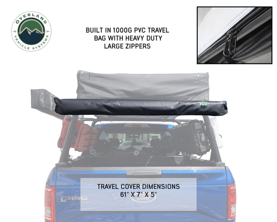 Trail Industries | OVS | Overland Vehicle Systems | Nomadic 4.5 Awning