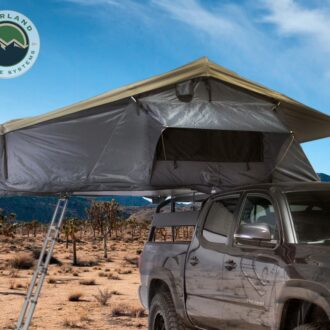 Trail Industries | Overland Vehicle Systems | Nomadic 3 Person Roof Top Tent