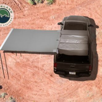 Trail Industries | Overland Vehicle System | OVS Nomadic Awning 2.0 6.5' with Black Cover Universal