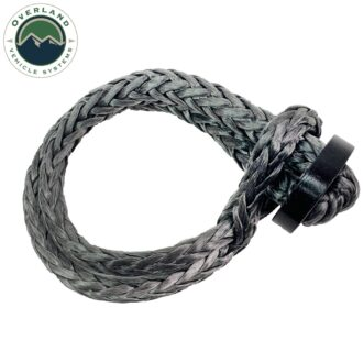 Trail Industries | Overland Vehicle Systems | OVS | Soft Shackle with Collar 44,000 lbs