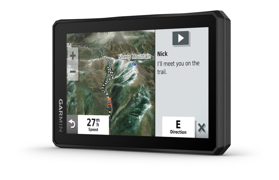 Trail Industries | Garmin | Tread Powersport Navigator