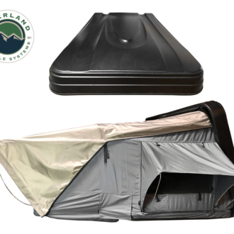 Trail Industries | Overland Vehicle Systems | OVS | Bushveld Hard Shell Roof Top Tent