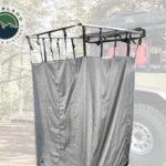 OVS Nomadic Quick Deploy Car Side Shower Room