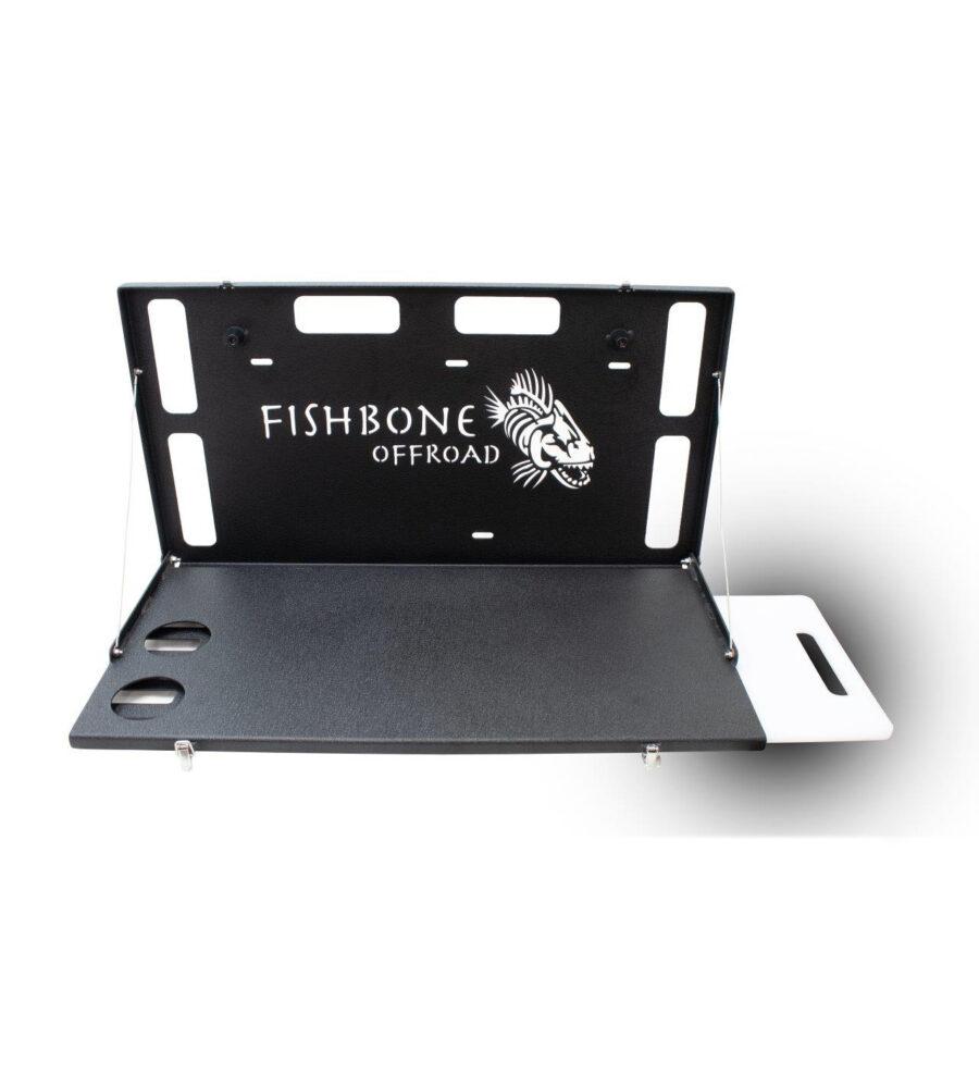 Trail Industries | Fishbone Offroad | JL Tailgate Table