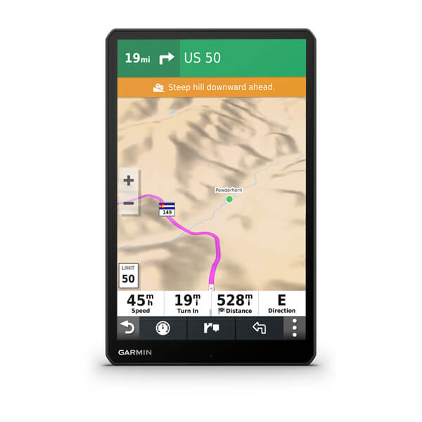 Trail Industries | Garmin | RV 1090