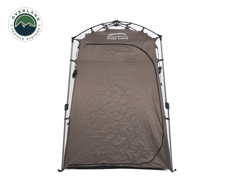 Trail Industries | OVS | Overland Vehicle Systems | Privacy Room