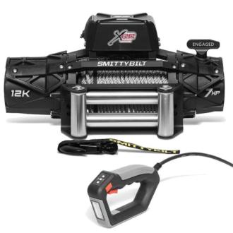 Trail Industries | Smittybilt | XRC Gen3 12000 Steel Winch