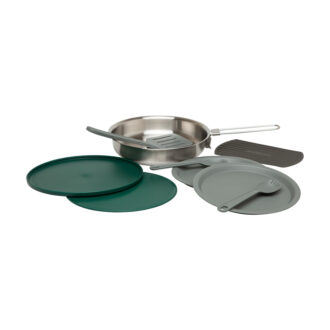Trail Industries | Stanley 1913 | All-In-One Fry Pan Set