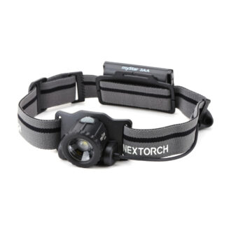Trail Industries | NexTorch | myStar R 3AA Headlamp