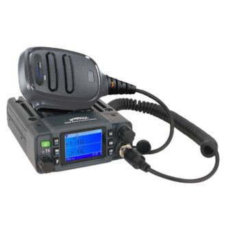 Trail Industries | Rugged Radio | Rugged GMR25 Waterproof GMRS Mobile Radio