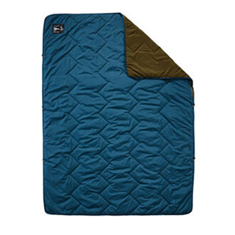 Trail Industries | Cascade Designs | Therm-a-Rest | Stellar Blanket Deep Pacific Blue