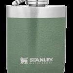 STANLEY MASTER UNBREAKABLE HIP FLASK   8 OZ