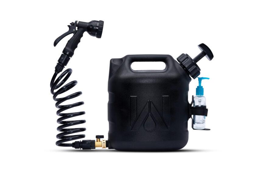Trail Industries   WaterPORT   GoSpout 2.0 Gallon Portable Water Tank