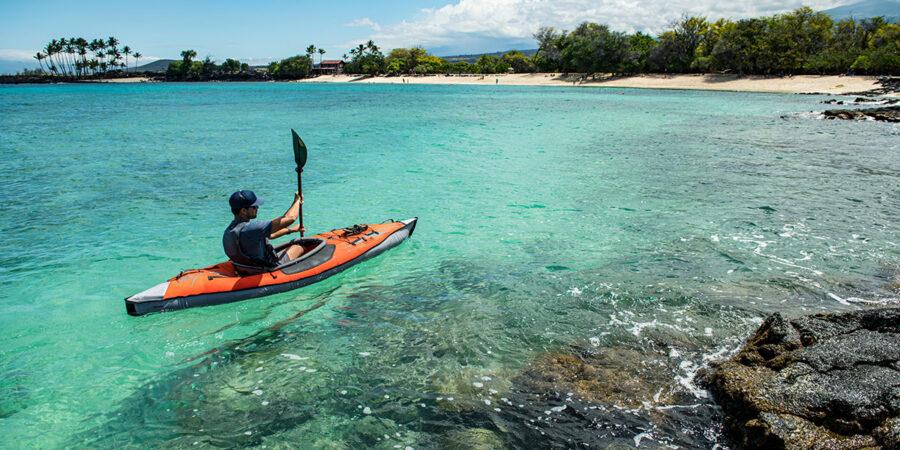Trail Industries   AdvancedFrame®   Convertible Inflatable Kayak