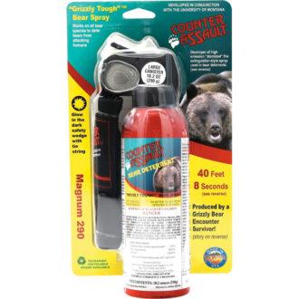 Trail Industries | Counter Assault Bear Spray