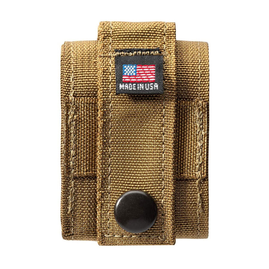 Trail Industries | Zippo Lighter and Tactical Pouch